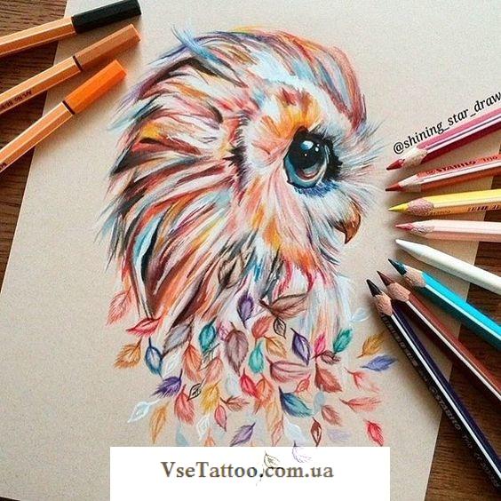 Значение татуировок всех животных Тату зверей