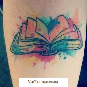 татуировки с изображением предметов
