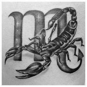 фото значения тату скорпион