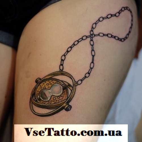 фото татуировки оберега