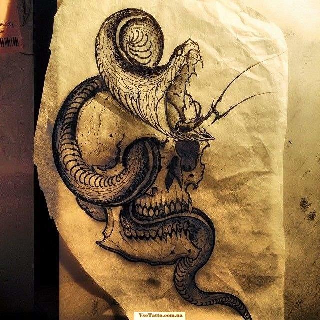 Картинки змея кобра